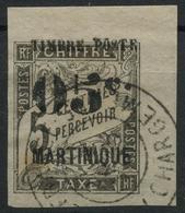 Martinique (1891) N 19 (o) - Martinique (1886-1947)