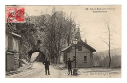 25 DOUBS - Col Des Roches, Douaniers Suisses - Non Classificati