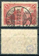 Deutsches Reich Michel-Nr. A113b Gestempelt - Geprüft - Germany