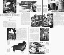 "MERVEILLES Du "" PERIGORD  "" DOMME / LA ROQUE-GAGEAC / LASCAUX / SARLAT / BEYNAC / PROU-MEYSSAC  1952 - Aquitaine"