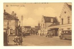 #10488[Postkaart] Blankenberghe La Gare. De Statie. Nels, Ern. Thill Série 10 No 118 1933 Blankenberge Station - Blankenberge