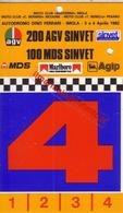 "** AUTODROMO  "" DINO FERRARI "" IMOLA 1982.-** - Car Racing - F1"