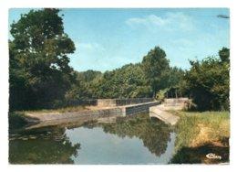 GF (41) 2878, Selles Sur Cher, Combier A Ci 266 1, Le Pont-Canal Sur La Sauldre, Batellerie - Selles Sur Cher