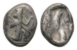 Achéménide, Darius Artaxerxes 4,9 G (type III) (SNG Cop# 1029-1030) - Antiche
