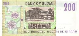 SUDAN P. 57b 200 P 1998 UNC - Soudan