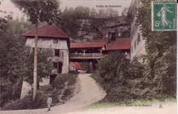 CPA De Pierrefontaine-les-Varans (Doubs) - Vallée Du Dessoubre. Hôtel De La Source. Edition Louis Rochet. Coul. - Altri Comuni