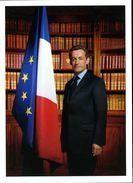 Nicolas Sarkozy Président De La République Française Par Philippe Warrin - Politische Und Militärische Männer