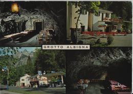 Grotto Albigna - Vicosoprano - GR Grisons