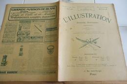 L'ILLUSTRATION 21 AVRIL 1906-ERUPTION DU VESUVE NOMBREUSES PHOTOS- RUINES POMPEÏ - ELECTIONS RUSSES-GREVE FACTEURS PARIS - Newspapers
