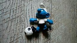 Schtroumpf Footballeur Football Peyo - Smurfs