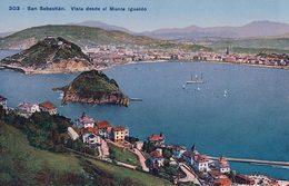 Espagne, San Sebastiãn, Monte Igueldo (303) - Guipúzcoa (San Sebastián)