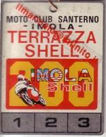 ** MOTO CLUB SANTERNO.-IMOLA.-TERRAZZA SHELL.** - Car Racing - F1
