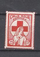 Q547E-SELLO VIÑETA CRUZ ROJA ESPAÑOLA NUEVO * 2ª REPUBLICA 1937 GUERRA CIVIL, SPAIN CIVIL WAR. - Viñetas De La Guerra Civil