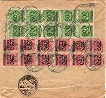 Busta Finestrata Periodo Inflazione ( Weimar ) ( 215 ) - Deutschland