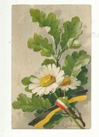 C. Klein * Catharina Klein * Meissner & Buch * Serie 2062 * Weltkrieg 1914 * Feldpost * Eichenlaub * Fahnen * Patriotika - Klein, Catharina