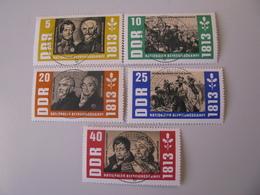 DDR  988 - 992   O - [6] République Démocratique