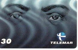 Télécarte Yeux Oeil Phonecard  (G 543) - Brésil