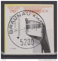 """Österreich 2015:  """"Impressionen Aus Österreich-Bergisel Schanze""""   Gestempelt(siehe Foto/Scan) - 1945-.... 2. Republik"""