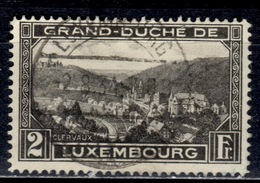L+ Luxemburg 1928 Mi 207 Clervaux - Luxembourg
