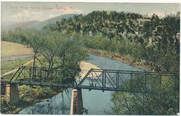 ARK - EUREKA  SPRINGS - White River Valley - Hot Springs