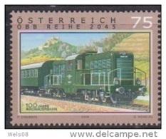 """Österreich 2009:  """"Wachauerbahn"""" Postfrisch (siehe Scan/Foto) - 1945-.... 2. Republik"""
