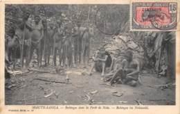 Congo - Ethnic V / 93 - Babingas Dans La Forêt De Nola - Belle Oblitération - Congo Français - Autres