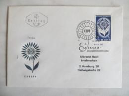 64/03) Österreich 1964, Ersttagsbrief, FDC, Ersttagsstempel - Europa-CEPT