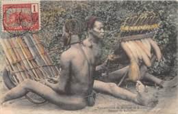 Congo - Ethnic V / 94 - Joueurs De Ballophon - Belle Oblitération - Congo Français - Autres