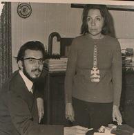 NUKERKE   - 1973 FOTO 8 X 8    CM -  ANDRE VAN LANCKER - Maarkedal