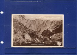 ##(DAN1812)-South Africa- Main Gorge, Drakensburg - Used 1930  From Stellenbosch To Berlin-Germany - Sud Africa