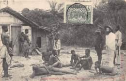 Congo - Ethnic V / 97 - Poste à Loango - Belle Oblitération - Congo Français - Autres