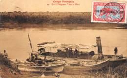 Congo - Ethnic V / 99 - Le Pleigneur Sur Le Niari - Belle Oblitération - Congo Français - Autres
