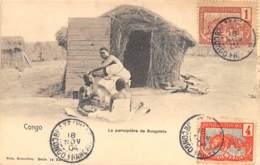 Congo - Ethnic V / 100 - La Perruquière De Sungololo - Cliché Nels - Belle Oblitération - French Congo - Other