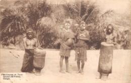 Congo - Ethnic V / 101 - Féticheuses - Congo Français - Autres