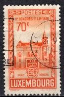 L+ Luxemburg 1936 Mi 292 Rathaus - Luxembourg