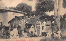 Congo - Ethnic V / 102 - Le Sultan Niémé Et Sa Famille - Congo Français - Autres