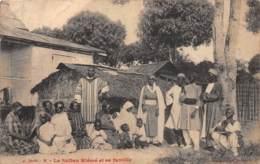 Congo - Ethnic V / 102 - Le Sultan Niémé Et Sa Famille - French Congo - Other