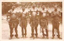 Congo - Ethnic V / 103 - Féticheurs Bakota - Congo Français - Autres