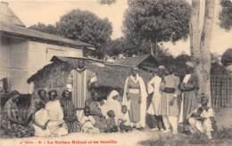 Congo - Ethnic V / 106 - Le Sultan Niémé Et Sa Famille - Congo Français - Autres