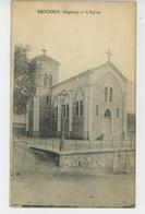 AFRIQUE - ALGERIE - SEDDOUK - L'Eglise - Other Cities