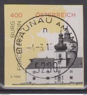 """Österreich 2015:  """"Impressionen Aus Österreich-Burg Forchtenstein""""  Gestempelt (siehe Foto/Scan) - 1945-.... 2. Republik"""