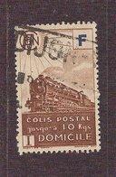 Colis Postaux  N° : 200   ( Cat. 1 - 8 )   03-12-18 - Used