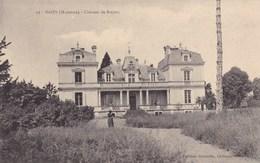 Mayenne - Daon - Château De Bréyon - France