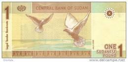SUDAN P. 64a 1 P 2006 UNC (2 Billets) - Soudan