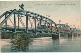ARK - LITTLE ROCK - Iron Mountain Ry Bridge - Little Rock