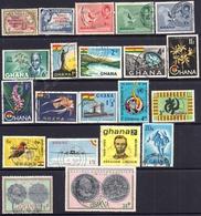 Ghana Assortment - Used - Ghana (1957-...)