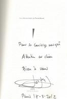 Dédicace De Pia Petersen - Le Chien De Don Quichotte - Livres, BD, Revues