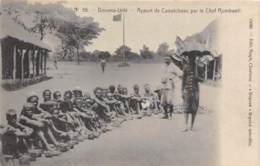 Congo - Topo / 56 - Doruma Uélé - Apport De Caoutchouc Par Le Chef Rombweli - Congo Belge - Autres