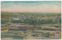 OKLA - TULSA - Glenn Pool Oil Field - Tulsa