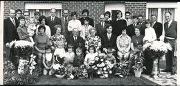 SEMMERZAKE   - 1973 FOTO 15 X 7   CM -  GOUDEN BRUILOFT   SEEUWS - Gavere